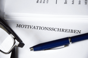 lettre de motivation